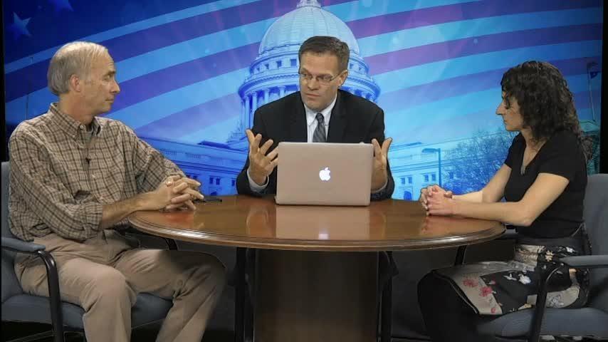 JS OnPolitics, 11/10/16: Blue wall break down