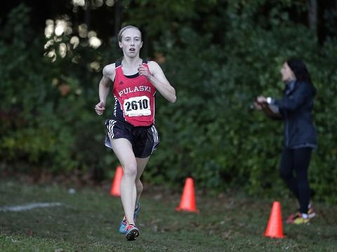 Pulaski junior Annika Linzmeier is the Green Bay Press-Gazette girls cross-country runner of the year. Linzmeier discusses her season, which saw her place sixth in Division 1 at the WIAA state meet.