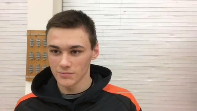 The Marshfield High School wrestlers beat Wausau West 55-21 Thursday, Jan. 26 to finish 6-0 in Wisconsin Valley Conference dual meets.