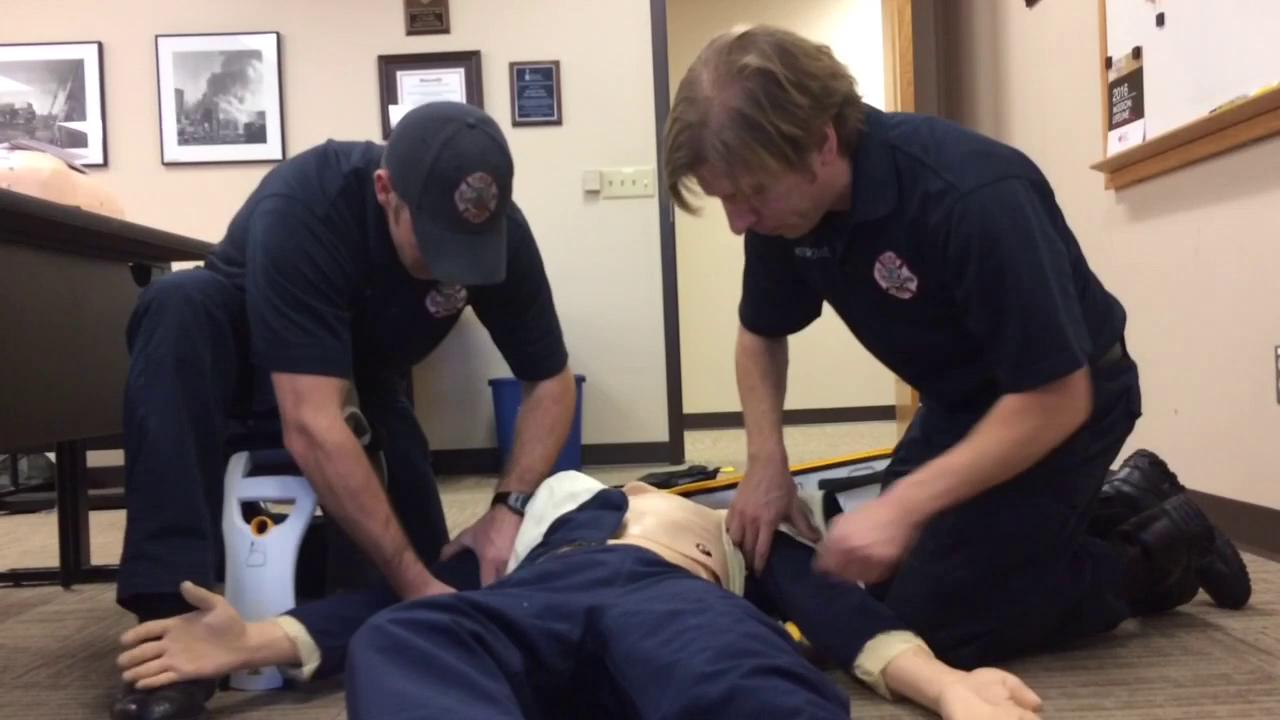 cpr goes high tech in stevens point with new device