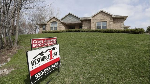 Home sales in Brown County are on track to set new records for the fourth straight year.