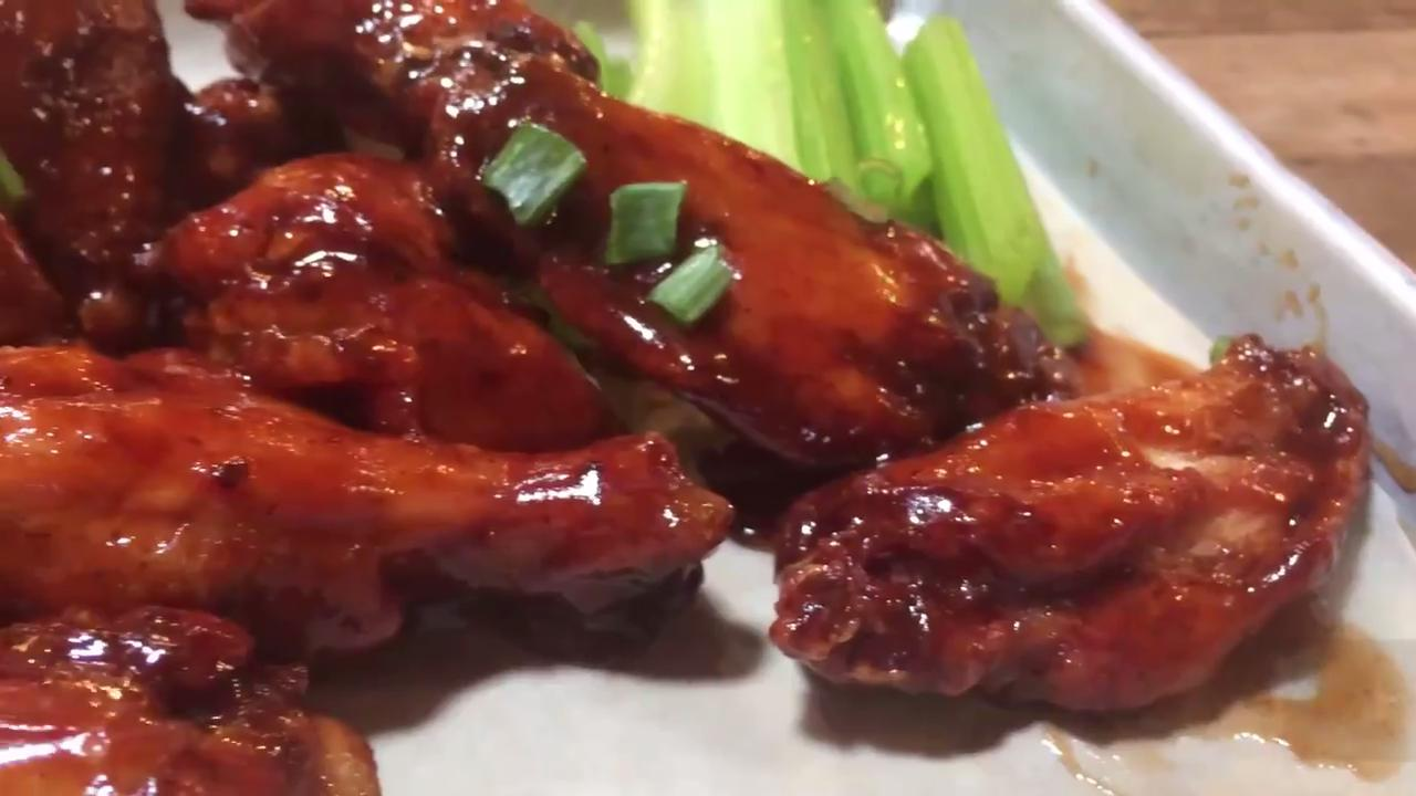 Hot Dish Barbecue Smoked Chicken Wings At Parker John S Bbq Pizza 876 likes · 12 talking about this. smoked chicken wings at parker john s