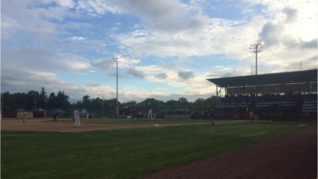 The Wisconsin Rapids Rafters played against the Kenosha Kingfish May 30 at Witter Field.