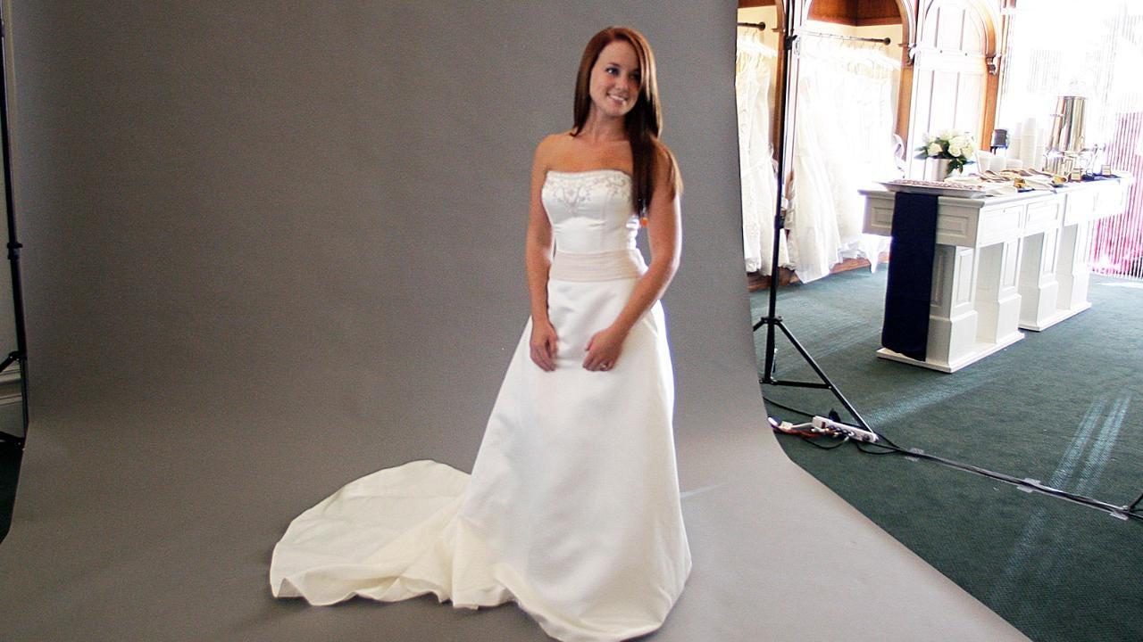 Free wedding dresses for military brides