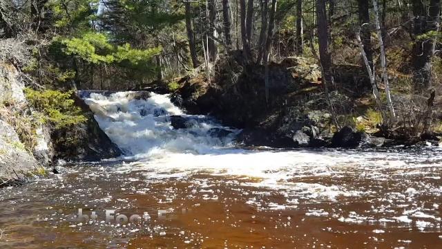 10 waterfalls in Marinette County
