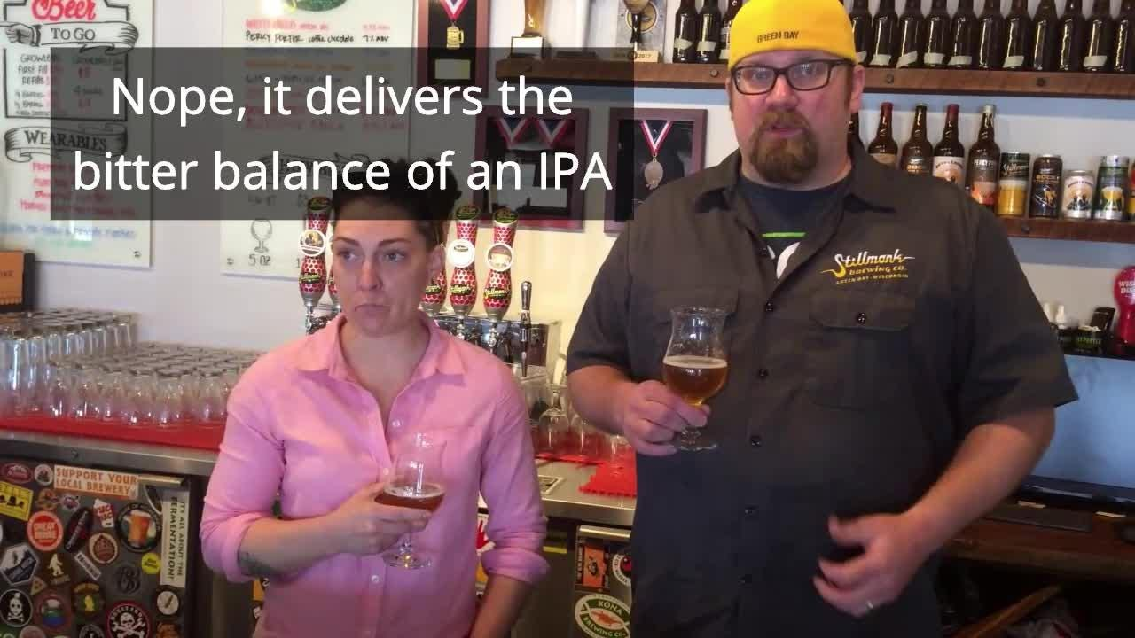 A Locals Only collaboration beer by members of the Green Bay Brewers Society, the Guava Juiced IPA will be on tap May 8-14, 2017 at official Green Bay Craft Beer Week venues and in bottles, for the first time, at participating brewery taprooms.