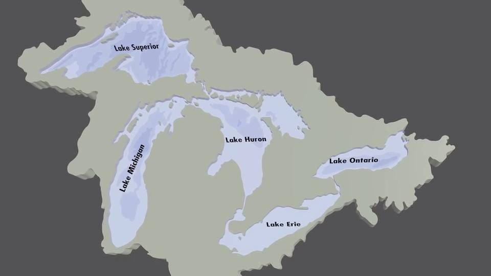Uncharted Waters: What can be done about low levels in the Great Lakes?