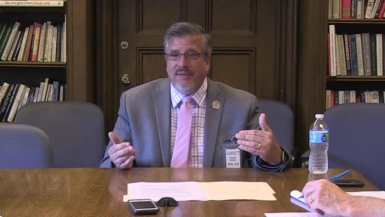 Rep. John Nygren on the possibility of allowing toll roads in Wisconsin.