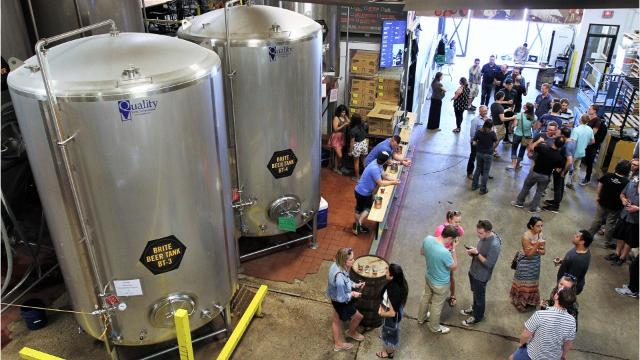 Kathy Flanigan's brewery tour basics