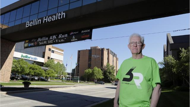 Ron Dauplaise has fired the starting gun every Bellin Run since the event's inception in 1977. After 40 years, he has decided this year will be his last as race starter.