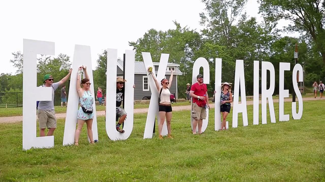 USA TODAY NETWORK-Wisconsin talked to visitors to the Eaux Claires music festival, many of whom had never been to Wisconsin before, about what they expected from the state and what they discovered on their visit.