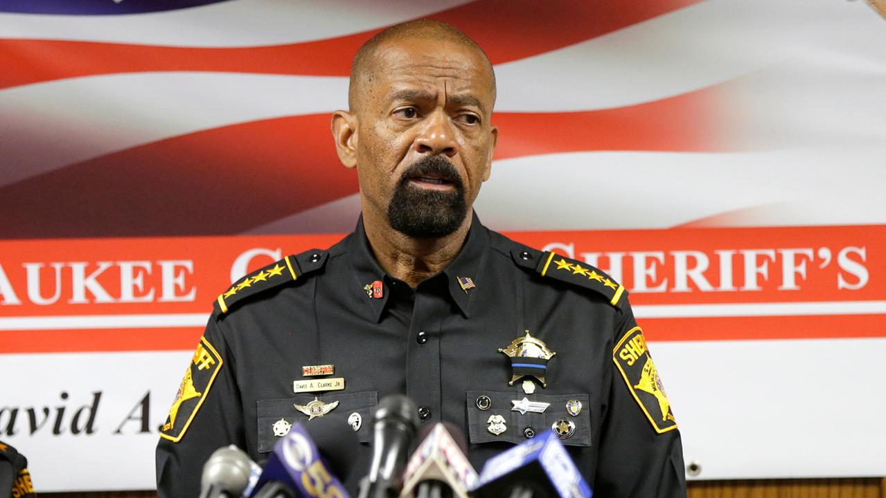 Sheriff Clarke update on deputy-involved shooting at Milwaukee's lakefront